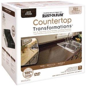 Rustoleum countertop transformation kit